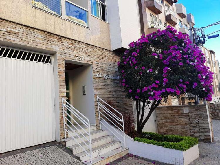 Cobertura Cascatinha 3 quartos 2 suites 2 vagas 3 banheiros
