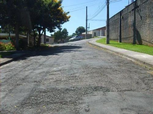 Rua Aristides Ferreira De Andrade, Vista Alegre, Curitiba