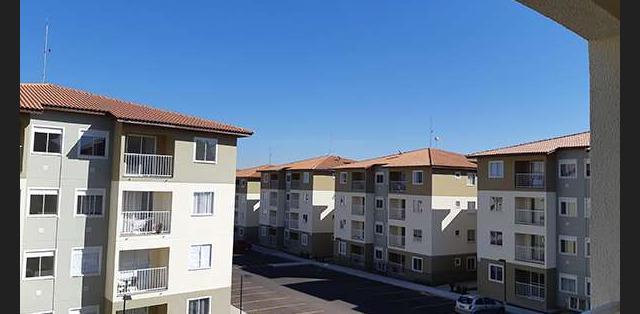 São José dos Pinhais - Apartamento Padrão - Colônia Rio