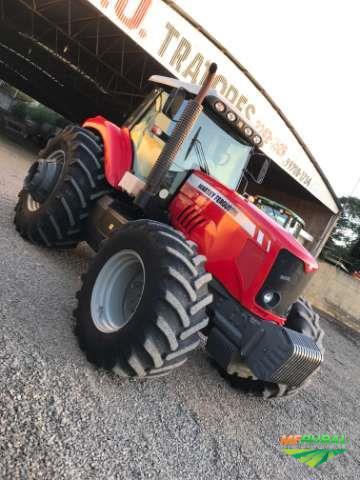 Trator Massey Ferguson 7415 4x4 ano 16