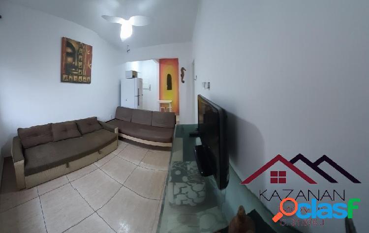 Apartamento 1 dormitório - Embaré - Santos