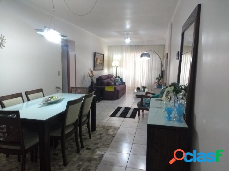 Apartamento de 2 dormitórios + dependência completa ponta