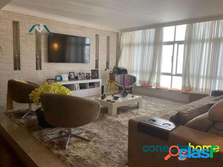 Apartamento em Santana com 205 m², 3 dormitórios, 1 suite.