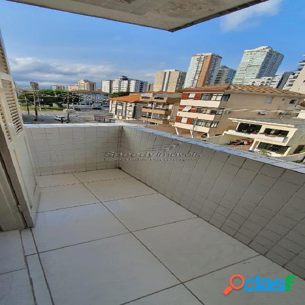 Apartamento em Santos 2 dormitórios, Ponta da Praia.
