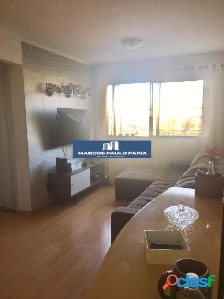 Apartamento em São Paulo no Pinheiros 55 m² 2 Dorms 1 Vaga