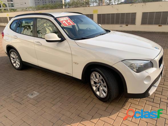 BMW BMW X1 SDRIVE 1.8I 2011 BRANCO 2011 1995CC GASOLINA