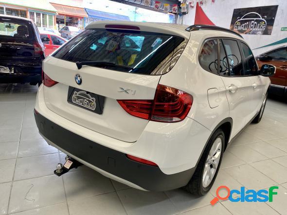 BMW X1 SDRIVE 18I 2.0 16V 4X2 AUT. BRANCO 2011 2.0 GASOLINA