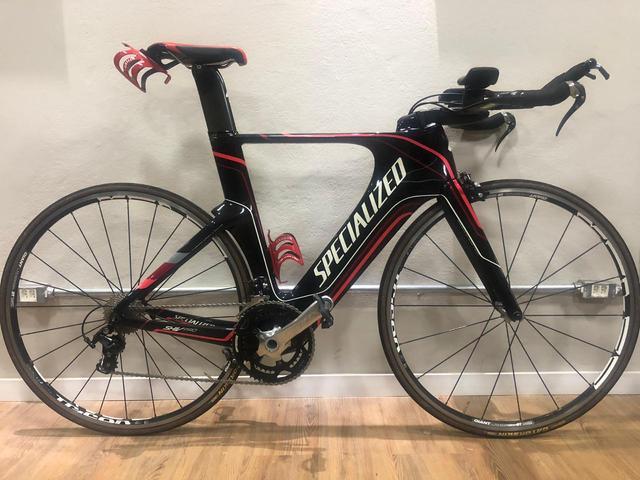 Bicicleta de Triathlon Specialized Shiv Pro Carbon