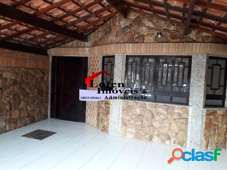 Casa 2 dormitórios Vila Tupi Praia Grande!