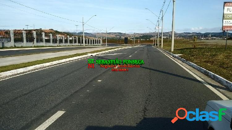 Lote Comercial 292 m² Condomínio Reserva Aruanã