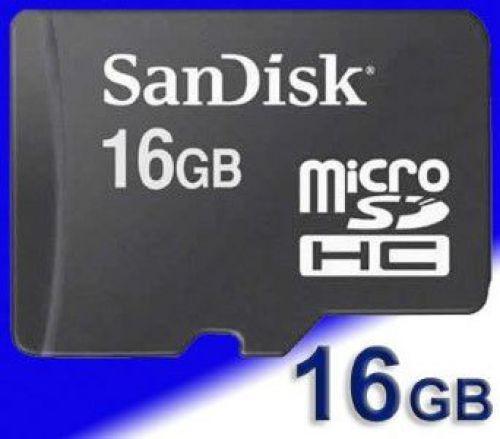 Cartao Memoria Microsd HC 16GB \/MICRO SDHC 16GB