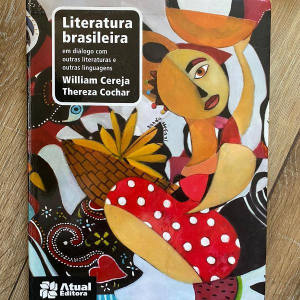 Literatura brasileira com outras literaturas e outras