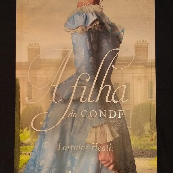 Livro A filha do Conde