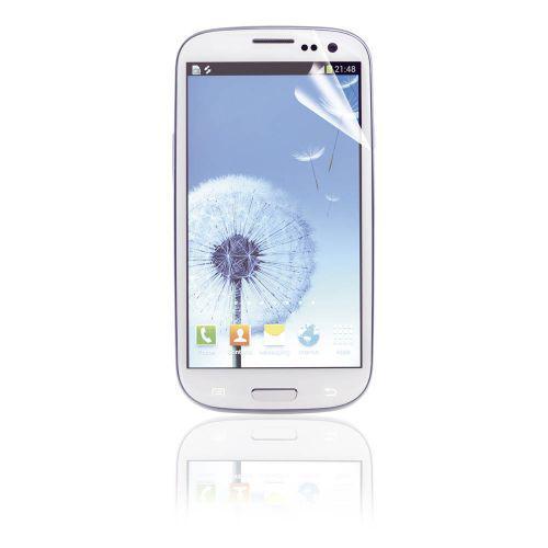 Pelicula Protetora de LCD Transparente Para Samsung Galaxy