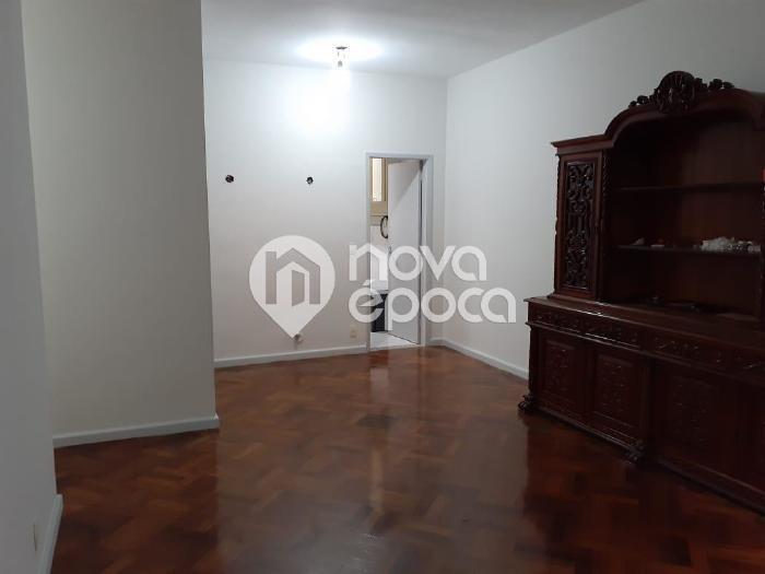 Tijuca, 3 quartos, 1 vaga, 130 m² Rua Antônio Basílio,