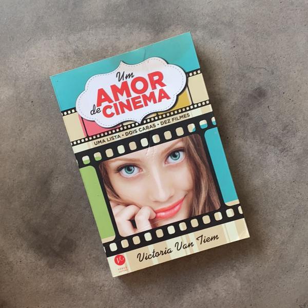 livro um amor de cinema