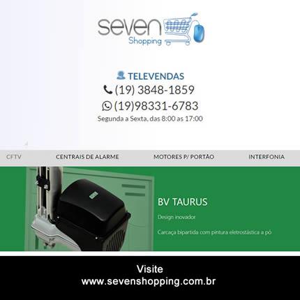 Kit Câmeras de Segurança HD Comprar Kit Câmeras HD Seven