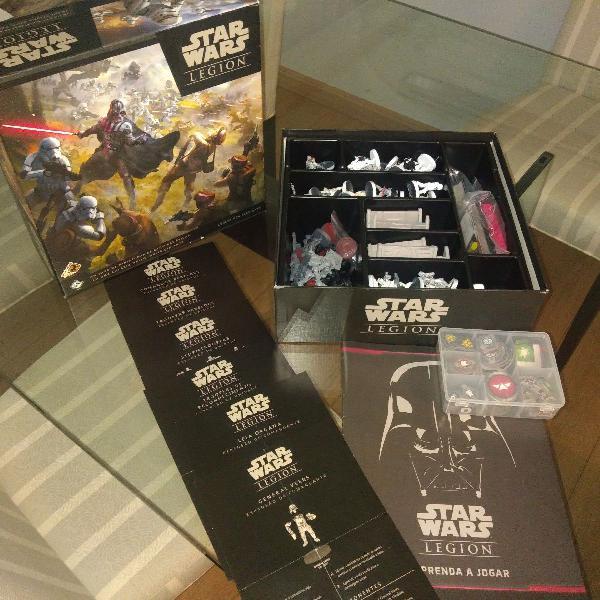 Coleção Star Wars Legion
