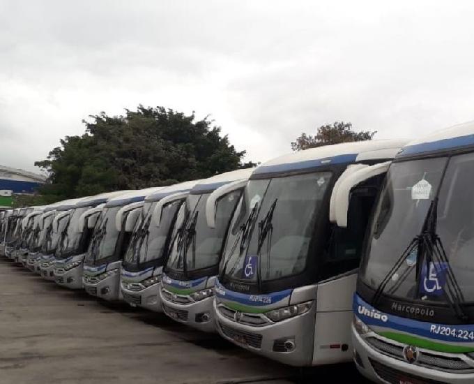 Empresa Renovando Frota Ônibus Urbano e Rodoviario