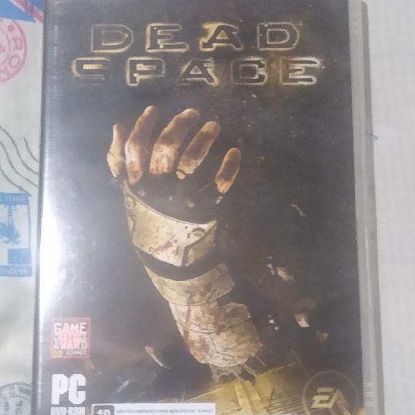 Jogo de PC - Dead Space 1