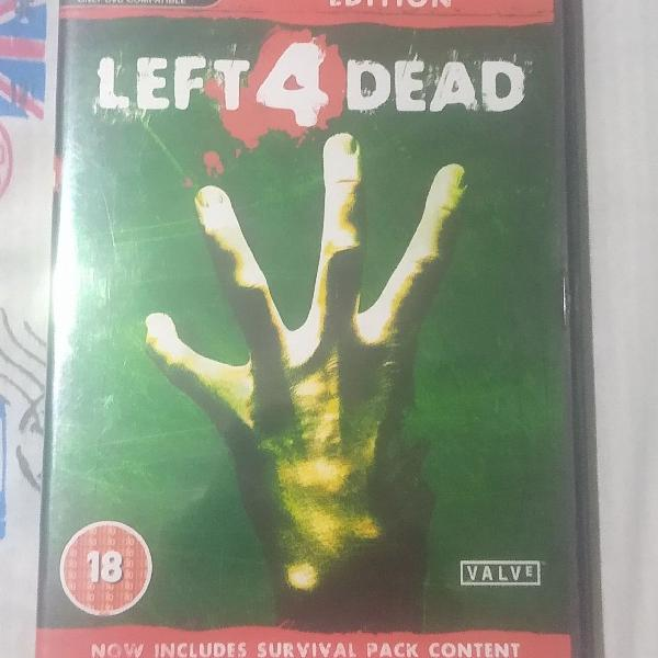 Jogo de PC - Left 4 Dead - Game of the year edition