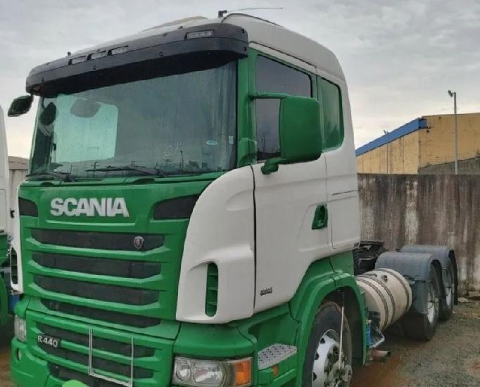 Scania R 440 6x2 Aut