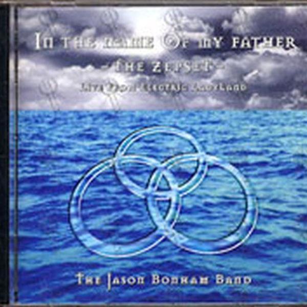 cd jason bonham band zepest ( difícil )