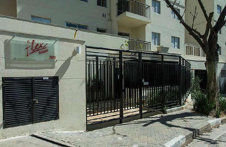 Apartamento para venda possui 46 metros quadrados com 2