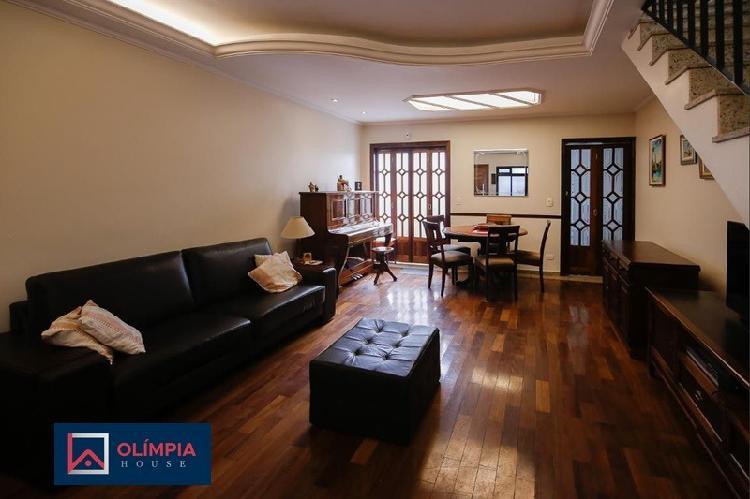 Casa Venda Pompéia 184 m² 3 Dormitórios