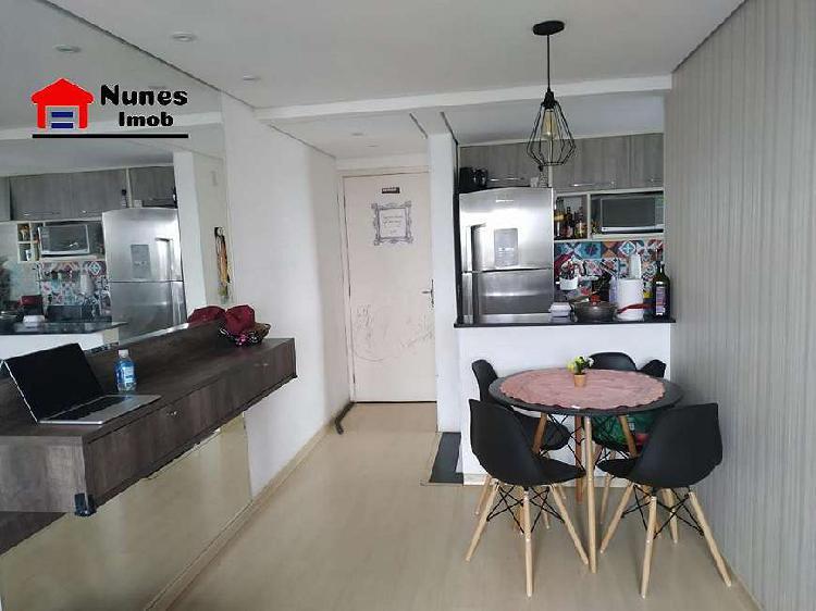 Vendo!! Apartamento 2 Dorms, 47 Mts, Horto do Ipê, C.