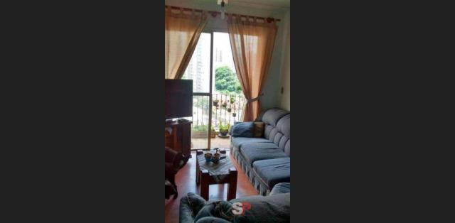 Apartamento com 3 dormitórios à venda, 93 m² por R$