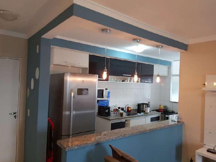 Apartamento para venda 64m2. andar alto, vista livre. 2 Dorm