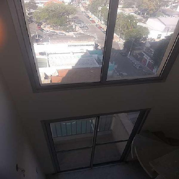 Apartamento para venda com 46 metros quadrados com 1 quarto