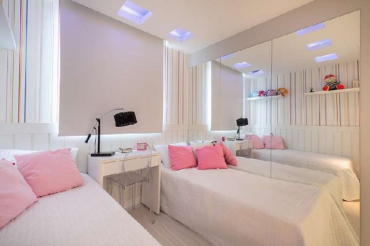 Apartamento para venda tem 44 metros quadrados com 2 quartos