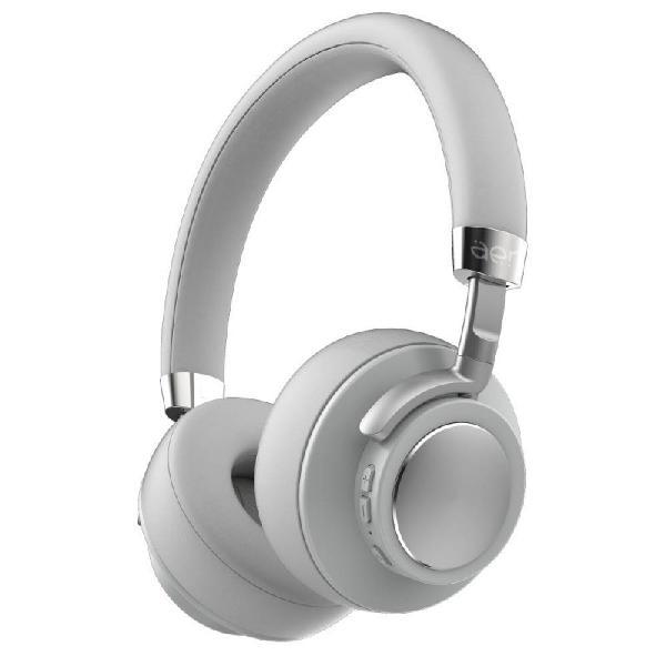 Fone de ouvido Geonav AER07GR Aerfluid Bluetooth sem fio