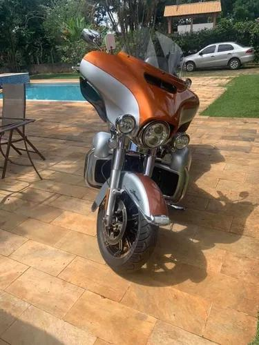 Harley Davidson Ultra Electra Glide Vendo Ou Troco