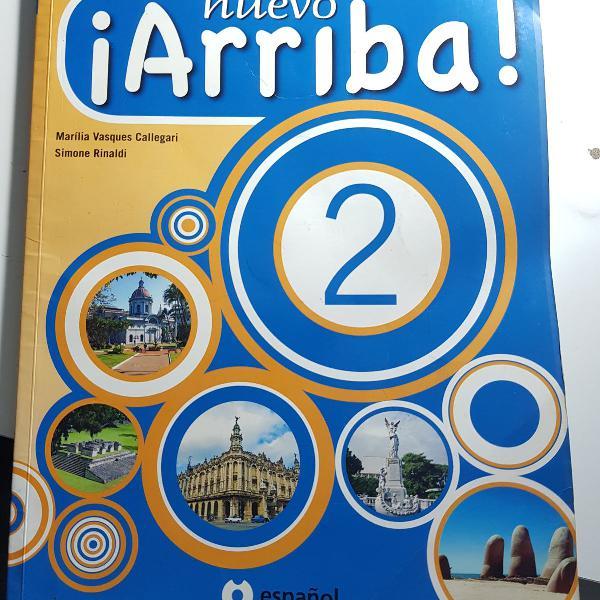 Nuevo Arriba 2 Livro de Espanhol 7º Ano Marília Vasques