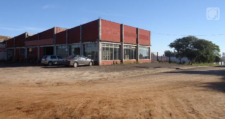 Pavilhão/galpão/depósito à venda no Centro - Rosário do