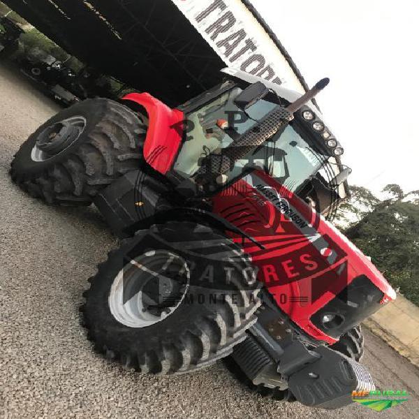 Trator Massey Ferguson 7415 4x4 ano 17