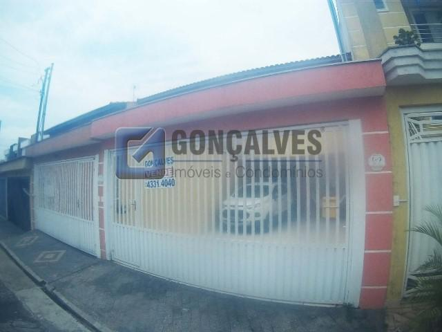Venda Sobrado Sao Bernardo do Campo Bairro Assunçao Ref: