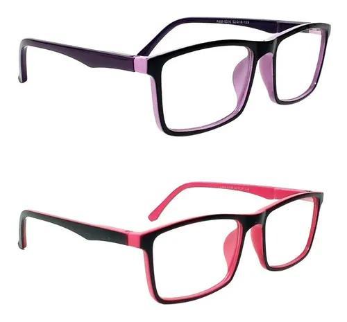 Kit 2 Óculos Leitura Perto C/ Grau +0.50 Até +5.00
