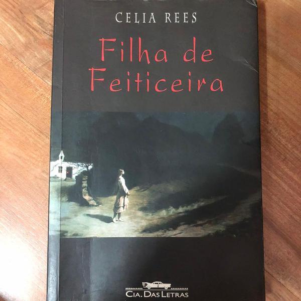 """Livro """" Filha de Feiticeira """" Celia Rees"""