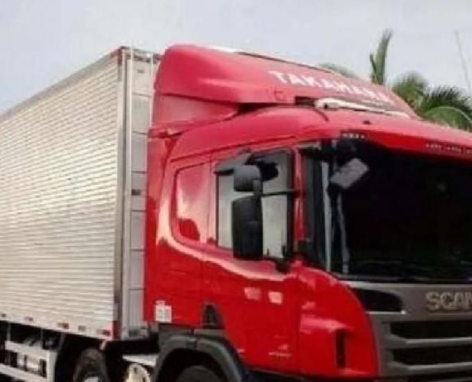 Scania P310 Bitruck refrigerado