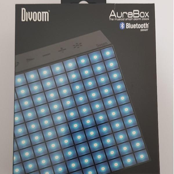 caixa de som Bluetooth Aura Box