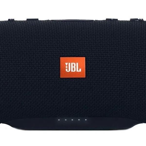 caixa de som jbl charge 3 bluetooth sem fio black