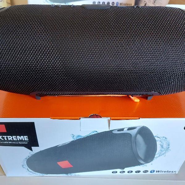caixa de som xtreme grande 28cm promoção envio imediato
