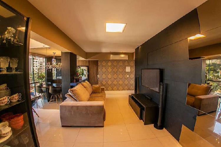 Apartamento para venda com 78 metros quadrados com 2 quartos