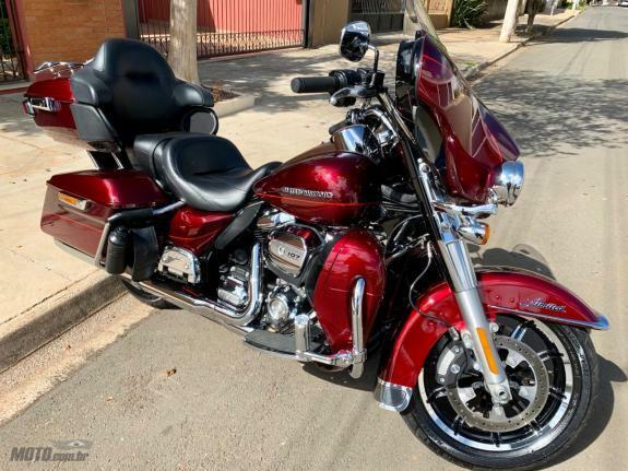 Harley-Davidson - Ultra Limited