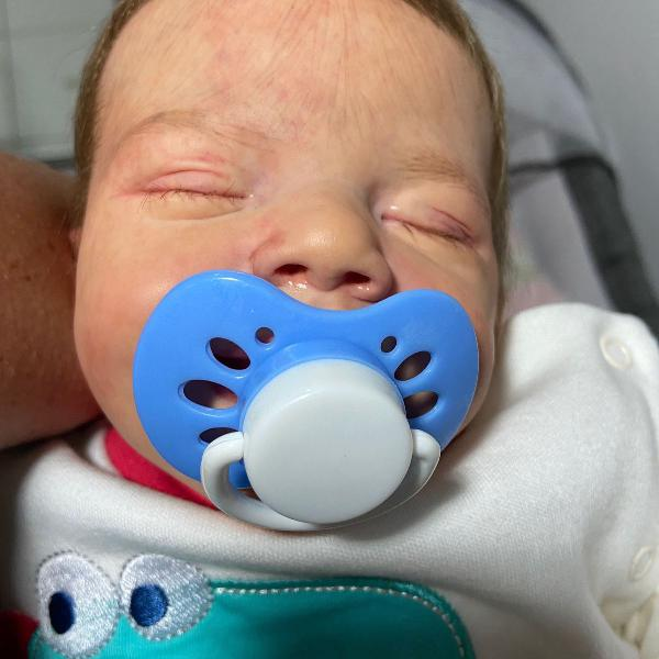 bebê reborn super realista pronta entrega