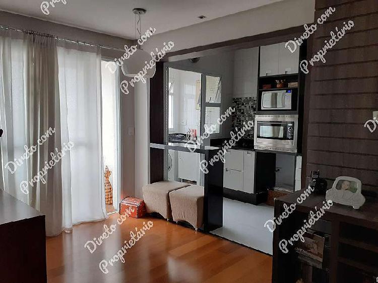 Ap - Santo Antônio - 2 dormitórios (1 suíte), 2 vagas,